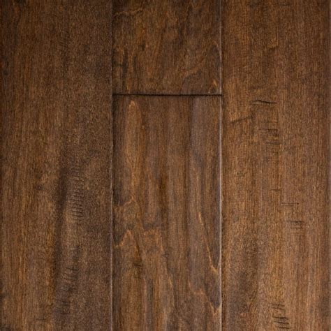 "3/8"" x 5"" Riverton Birch Handscraped Engineered"