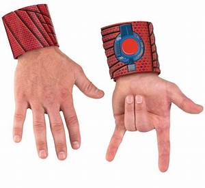 The Amazing Spider-Man Web Shooters (Adult) - One-Size