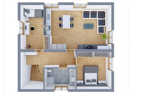 Haus Grundriss 3d by Innenansicht 3d Visualisierung Rendering Architektur