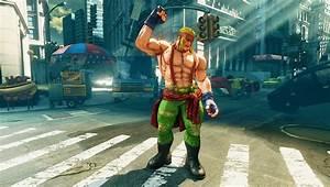 Street Fighter Alex - Awakened Talent | Street Fighter V