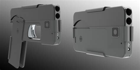 grooming kit ideal conceal cellphone gun askmen