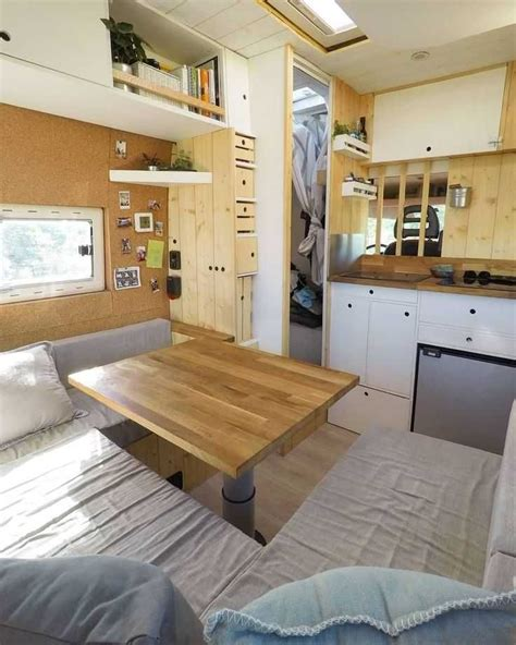 cork   wall  dream vanlife campervan