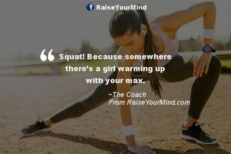 fitness motivational quotes squat