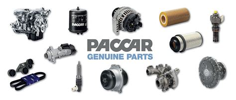 paccar truck parts paccar genuine parts daf corporate