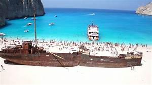 "Navagio (Shipwreck beach)-How the ""Shipwreck"" Became a ...  Wreck"