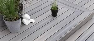 Terrasse En Composite : terrasse en bois composite nature bois concept ~ Melissatoandfro.com Idées de Décoration