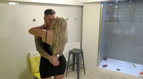Geordie Shore Episode 7 Spoiler Video Chloe Ferry And Sam Gowlands Sneaky Quickie Ends In