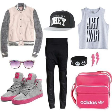 tomboy outfit love