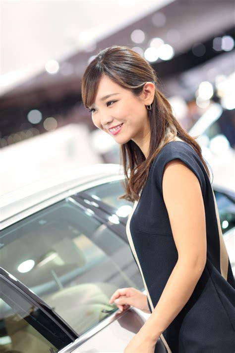 【東京モーターショー15】厳選美女! Bmwブースには、クリッカー賞2014に輝いたあの人がッ! | 05