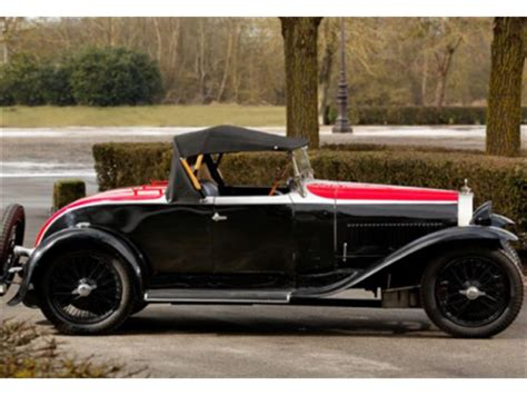 1929 Bugatti Type 40 Roaster For Sale