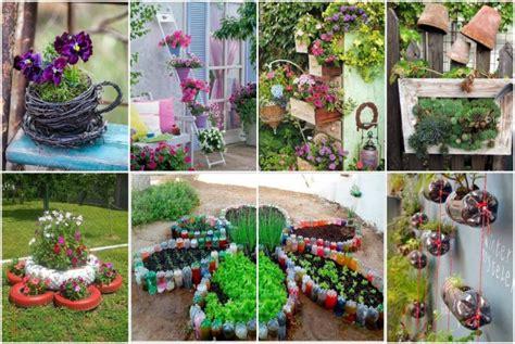 Garten Ideen Diy by 50 Einfache Und Kreative Diy Ideen F 252 R Jeden Garten