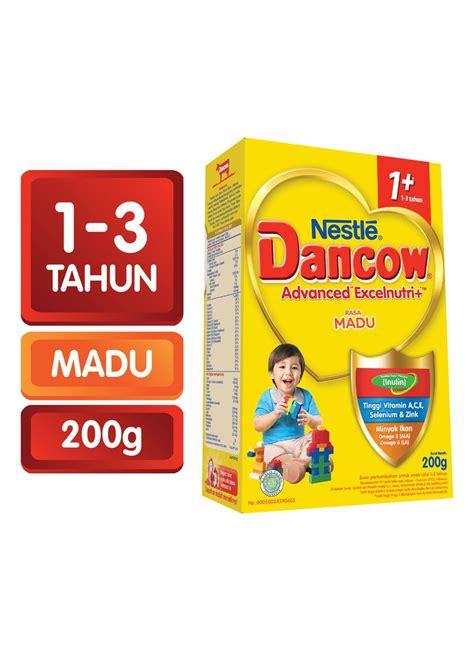 Dancow 3 Madu 1000g dancow 1 bubuk pertumbuhan dha madu 200g klikindomaret