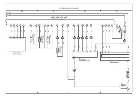 Wiringdiagrams Air Conditioning Dual Wiring Diagram