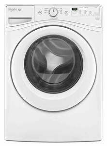 4 2 Cu  Ft  Duet U00ae He Front Load Washing Machine With Cold