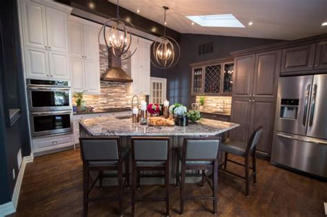 candice kitchen lighting tune in progress lighting on hgtv s property brothers 5110