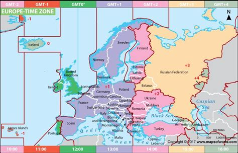 europe time zone map st adventures time zone map
