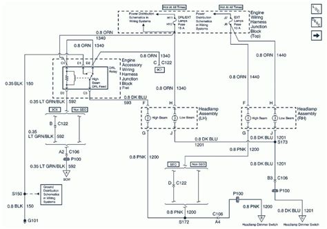 2005 chevy cobalt radio wiring diagram 38 wiring diagram
