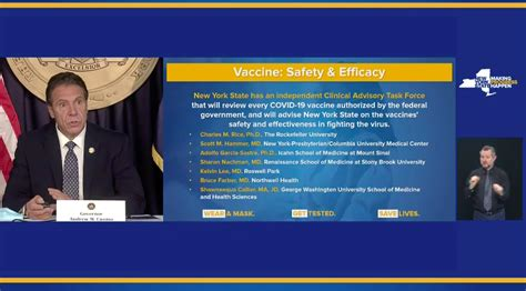 New York begins to prepare for vaccination phase of COVID ...
