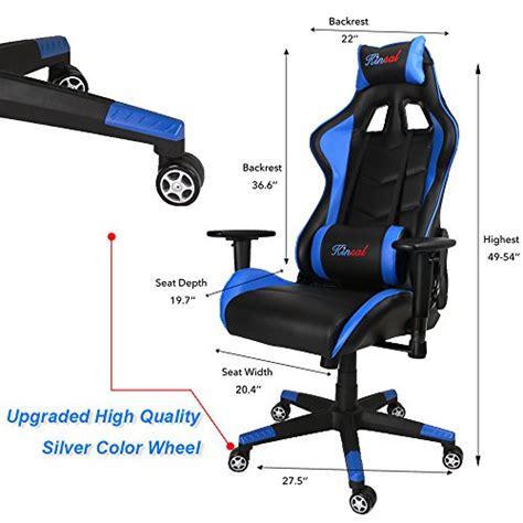 kinsal gaming chair high back computer chair ergonomic
