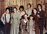 'Little House on the Prairie': The Cast Included 2 Sets of ...