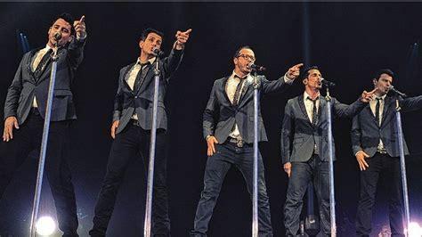 Les New Kids On The Block En Concert Exceptionnel à Paris
