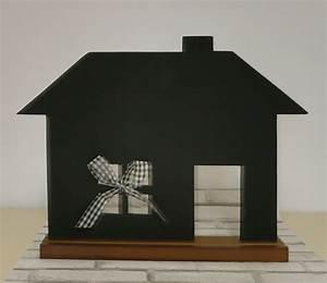 Tafel Zum Beschriften : kreidetafel tafel haus zum beschriften ca 35 x 45 cm memoboard schwarz wohnaccessoires ~ Sanjose-hotels-ca.com Haus und Dekorationen