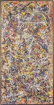 jackson pollock free form original value how much is the jackson pollock painting worth in the