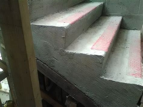 concrete slabs for steps are concrete stairs and slab usually poured separately 5673