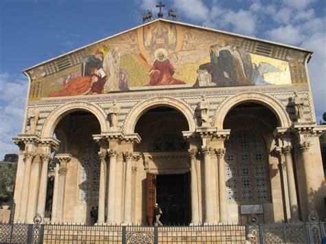 Garten Der Nationen by Kirche Aller Nationen Jerusalem Bilderserie Fotos