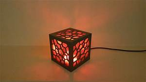 3d Printed Cell Structure Lamp 2 By Jobsmolders