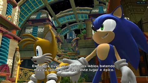 Hnnewgames Sonic Colors V10 Português Wii