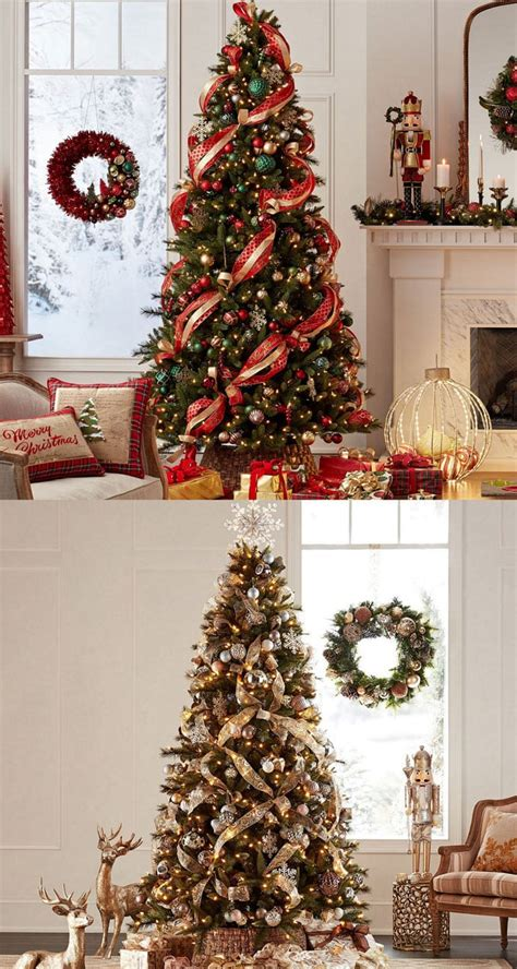 Best Way To Decorate A Tree - 42 gorgeous tree decorating ideas best