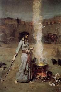 The Magic Circle (Waterhouse painting) - Wikiwand