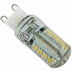 Taille Ampoule G9 : ampoule led piccoled culot g9 3 watts 230 volts 64 led ~ Edinachiropracticcenter.com Idées de Décoration