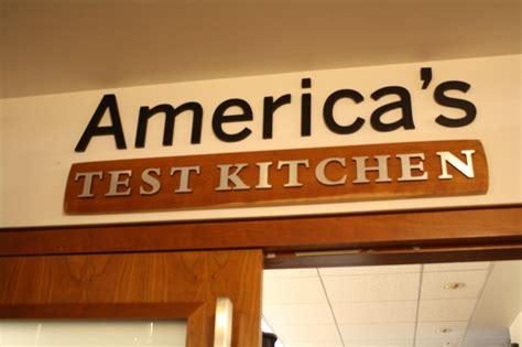 When In Boston America's Test Kitchen Visit