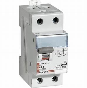 Disjoncteur Différentiel Type A : disjoncteur diff rentiel sur les circuits lectriques ~ Dailycaller-alerts.com Idées de Décoration