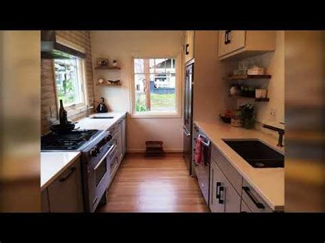 small galley kitchen design ideas inspiration youtube