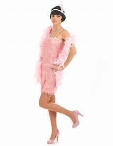 20er Jahre Outfit Damen : 20er jahre kost m rosa f r damen kost me f r erwachsene und g nstige faschingskost me vegaoo ~ Frokenaadalensverden.com Haus und Dekorationen