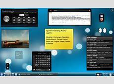 KDE Desktop Improves User Experience