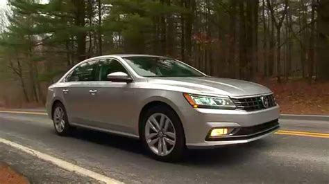 volkswagen passat  review testdrivenow youtube