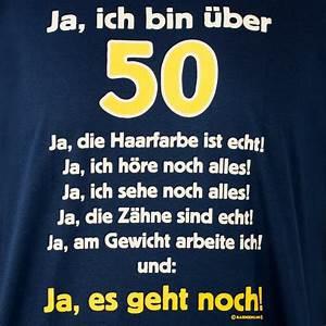 Geburtstag Männer Bilder : t shirt 50 jahre geschenkidee f r m nner ab 50 ~ Frokenaadalensverden.com Haus und Dekorationen
