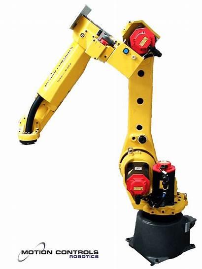 Fanuc Robot M20 Series Robots Robotics Motion