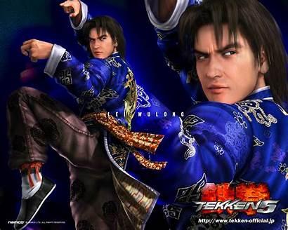 Tekken Wallpapers Characters Lee Steve Fox