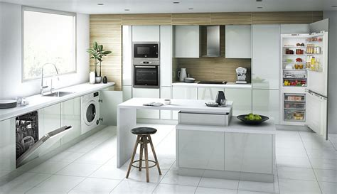 Built In Kitchens : Five Benefits Of A Built-in Kitchen