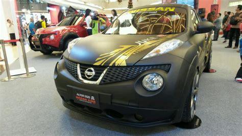 Modifikasi Nissan Juke by Modifikasi Nissan Juke Terkeren Berita Otomotif