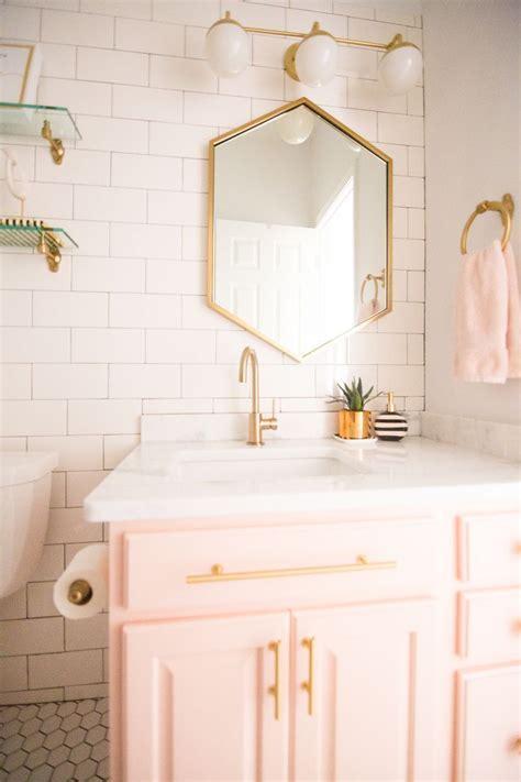 home decorating diy projects modern glam blush girls