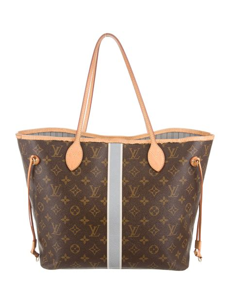 louis vuitton neverfull mm mon monogram tote handbags