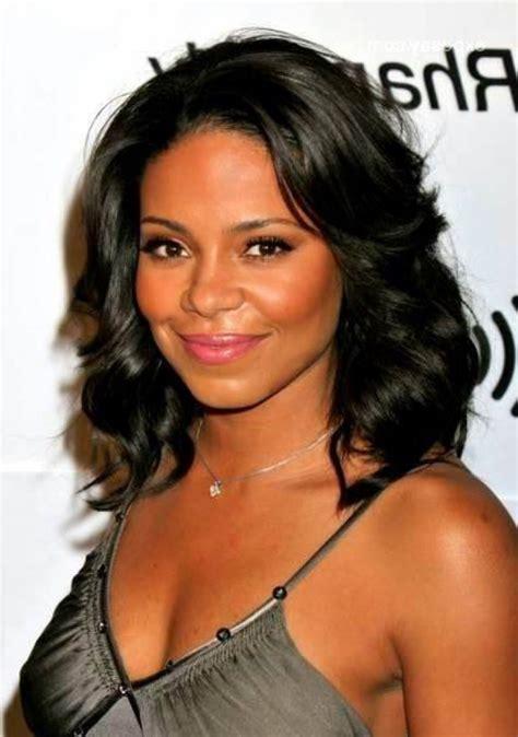 medium length black hairstyles black hairstyles and