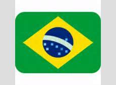 Bandeira Brasil Emoji