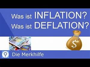 Was Ist Deflation : was ist inflation und was ist deflation einfach erkl rt wirtschaftbasics 16 youtube ~ Frokenaadalensverden.com Haus und Dekorationen